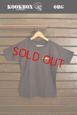 ラスト1枚!【SPECIAL SALE!!-KOOK BOX】ORG-Tシャツ (Tri Color x Black/3サイズ)