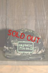 【SALE 20%OFF】[CAPTAIN FIN Co.]  TYPE PATCH Adjustable Volley Hat