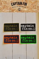 [CAPTAIN FIN Co.] TYPE PATCH STICKER(4COLORS)