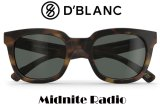 【20%OFF SALE】D'BLANC-MIDNIGHT RADIO