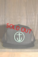 【SALE 20%OFF】[CAPTAIN FIN Co.] OG ANCHOR 5 PANEL TRUCKER Hat