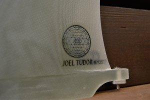 """画像3: 【送料無料】CAPTAIN FIN:JOEL TUDOR FLEX9.125""""//ジョエル チューダー フレックス フィン"""