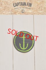 [CAPTAIN FIN Co.] ORIGINAL ANCHOR UV-STICKER:L-SIZE(1COLORS)