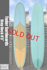 "【PRICE DOWN15%::条件付き送料無料】Tudor Surfboard 【StepDeck: 9'3""】"