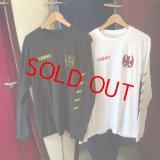 【SALE-RVCA-FW】ルーカ■メンズ 【JOE GRILLO】 GRILLO BATロングスリーブTシャツ(2カラー/3サイズ)