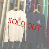 【SALE-RVCA-FW】ルーカ■メンズ 【ANDREW REYNOLDS】 REYNOLDS HEX HEAVY WEIGHT ロングスリーブTシャツ(2カラー/3サイズ)