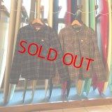 【SALE-RVCA-FW】ルーカ■メンズ【ANDREW REYNOLDS】PLAID FLANNEL ロングスリーブシャツ(2カラー/3サイズ)