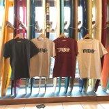 【再入荷+新色】TRIMOFF Tシャツ:5.6oz(4color/3size)