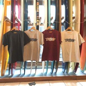 画像1: 【再入荷+新色】TRIMOFF Tシャツ:5.6oz(4color/3size)