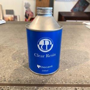 画像1: DECANT/CLEAR RESIN(サーフボード修理用樹脂)