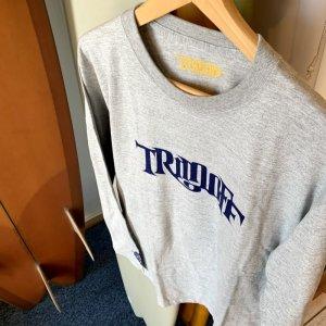 画像2: 【新入荷】TRIMOFFオリジナルロゴ・5.6oz ロングスリーブT