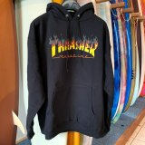 【THRASHER】 BBQ LOGO HOODIE(1color/3size)