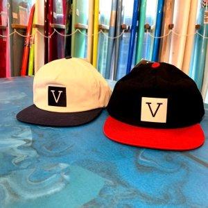 画像1: 【VANS】VANS X CHIMA UNSTRUCTURED CAP(2COLOR/FREE SIZE)