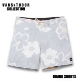 【VANSxTUDOR COLLECTION】BOARD SHORTS(1color/5size)【限定販売:レターパック発送商品】