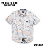 【VANSxTUDOR COLLECTION】S/S SHIRTS(1color/5size)【限定販売:レターパック発送商品】