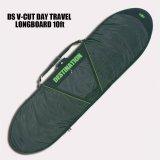 "【Destination】Longboard用/DS V-CUT ノーマルZIP 10'0"" (2Colors)"