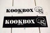 KOOKBOX SD.NY スモールステッカー(2カラー)